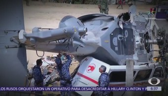 Accidente de helicóptero en Oaxaca, el más grave de la Fuerza Aérea
