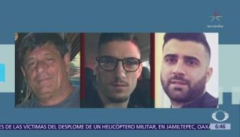 Activan Protocolos Desaparecidos Encontrar Tres Italianos Jalisco