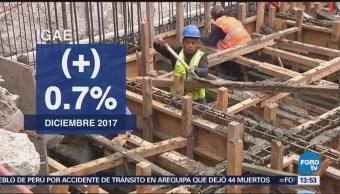 Actividad Económica Mexicana Aumenta 0.7%, Indica Inegi