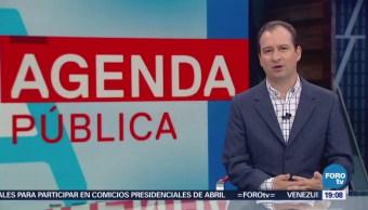 Agenda Pública: Programa del 21 de febrero de 2018