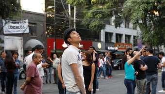 Alerta sísmica dio margen 73 segundos capitalinos desalojar