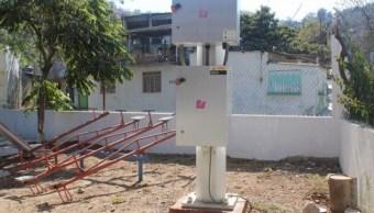 Ya funciona los sensores sísmicos en Oaxaca, asegura Alejandro Murat