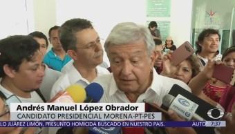 Amlo Pide Cambiar Meade Anaya Nuño Fernández Cevallos