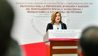 SFP urge redoblar esfuerzos para prevenir violencia de género