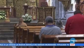 Asaltan a feligresa dentro de iglesia en la colonia Roma