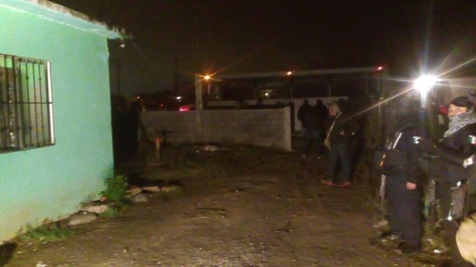 Aseguran a 44 migrantes centroamericanos en Matamoros, Tamaulipas