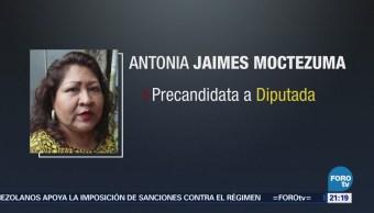 Asesinan a precandidata a diputación del PRD en Guerrero
