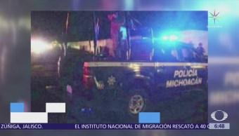 Asesinan a tres personas en una casa de Uruapan, Michoacán