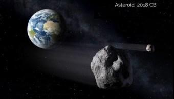 Asteroide pasará cerca de la Tierra la tarde de este viernes