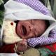 Bebé recién nacido en Afganistán. (AP, archivo)