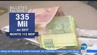 Billetes 200 500 Falsificados Advierte Banxico