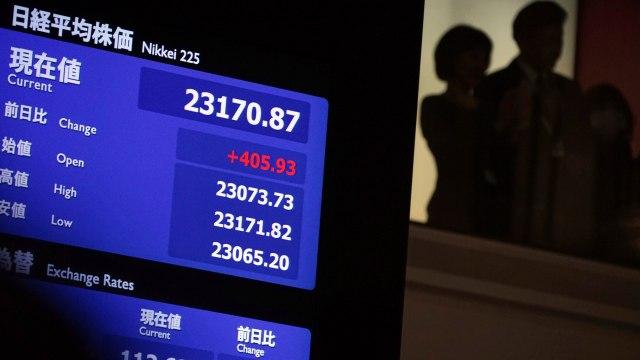 Bolsa de Tokio cierra al alza ante la debilidad del yen