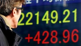 Bolsa de Tokio registra su mayor alza en tres semanas
