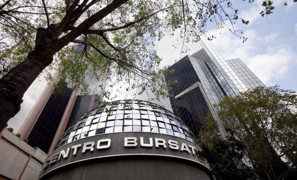La Bolsa Mexicana de Valores inicia a la baja