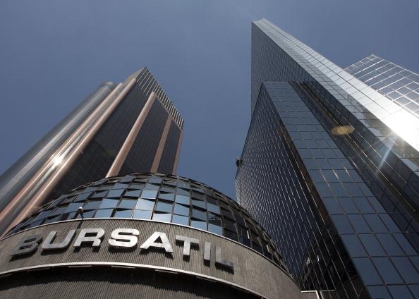 Bolsa Mexicana inicia operaciones con avance de 0.41%