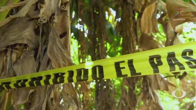 Buscan identificar restos humanos de fosas clandestinas de Nayarit