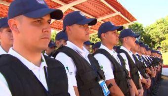 Sinaloa reporta déficit de cadetes para formación policial estatal