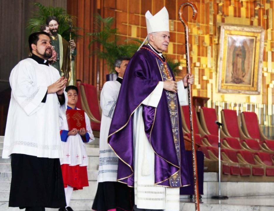 oran basilica reconstruccion tejido social guadalupe