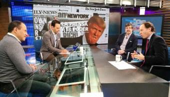 Especialistas analizan la relación del poder y los medios