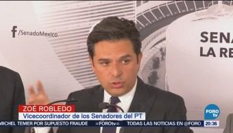 Caso Anaya está afectado el proceso electoral: Robledo