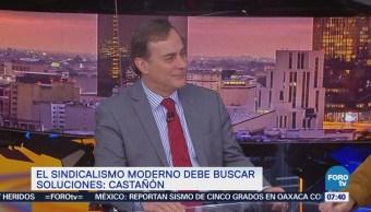 CCE: Napoléon Gómez Urrutia ha afectado paz laboral en México