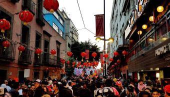 Celebran Año Nuevo Chino en la Ciudad de México