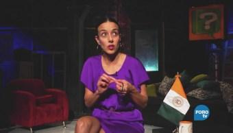 Cecilia Suárez en 'El Interrogatorio'