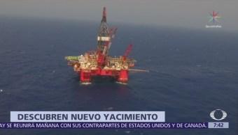 Chevron y Total revelan descubrimiento de nuevo yacimiento en el Golfo de México