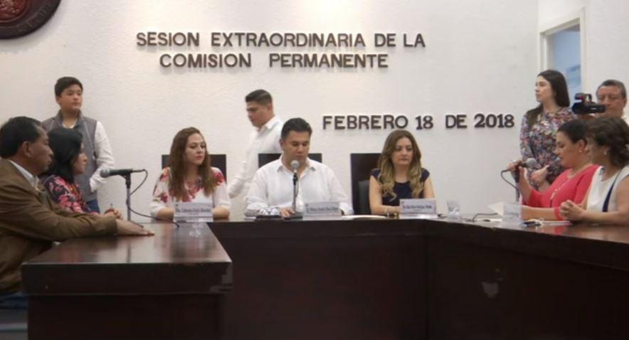 congreso chiapas destitucion oxchuc presidenta municipal