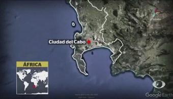 Ciudad del Cabo será la primera ciudad del mundo sin agua