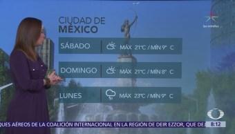 Clima Al Aire Prevalecerá cielo nublado Valle de México Clima Al Aire