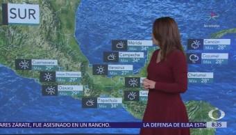Clima Al Aire Prevén Lloviznas Vespertinas Valle De México