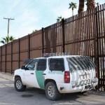 Comienza construcción muro Trump frontera California