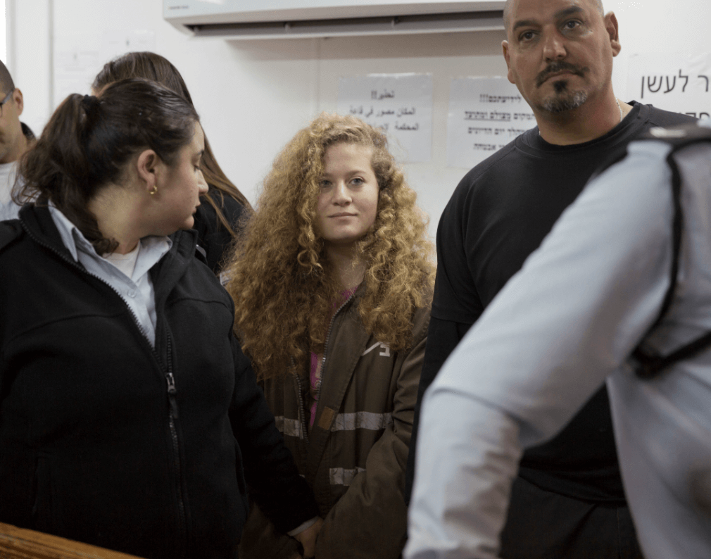 Activista palestina: Juicio contra Ahed Tamimi no será justo