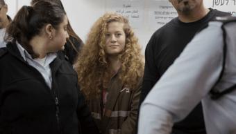 Comienza juicio contra Ahed Tamimi en Cisjordania