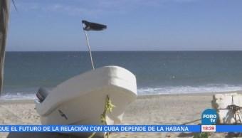 Continúa la búsqueda de pescadores desaparecidos en Oaxaca