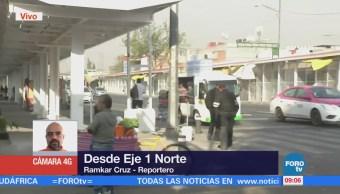 Continúan las obras de rehabilitación en la zona de Tepito