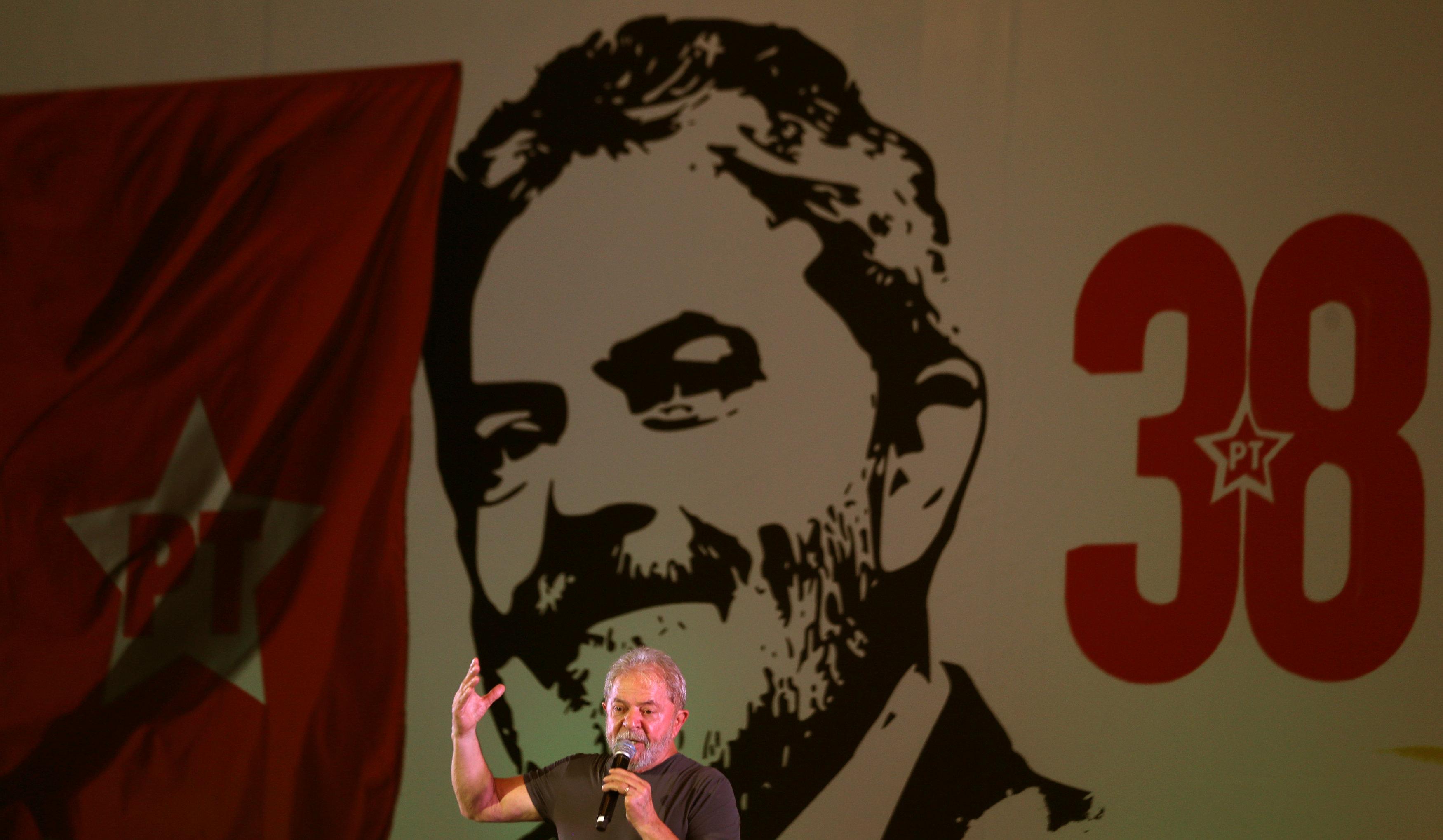 Expresidente Lula da Silva: