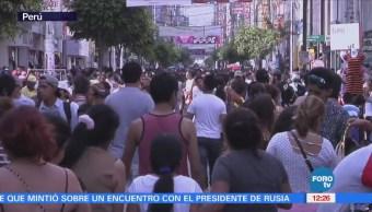 Crece el número de desaparecidos en Perú