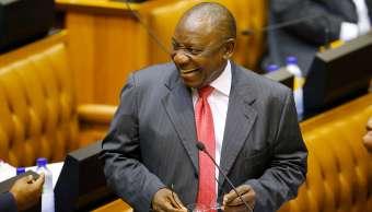 Cyril Ramaphosa es elegido nuevo presidente de Sudáfrica