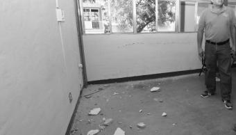 Oaxaca suspende clases este lunes para evaluar daños tras sismo
