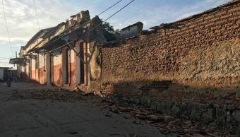 Pinotepa Nacional, epicentro de los recientes sismos, permanece paralizado