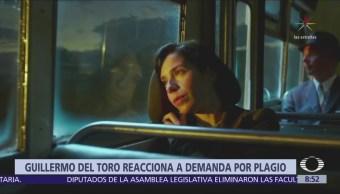 Demandan por plagio al cineasta Guillermo del Toro
