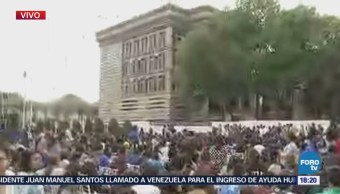 Demolición Estructura Dañada Sismo 19-S Tec De Monterrey