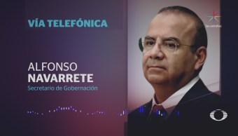 Denise Maerker entrevista a Alfonso Navarrete