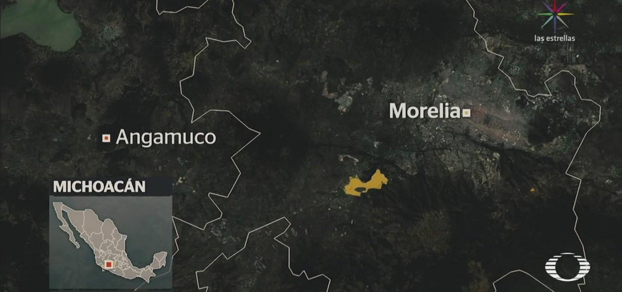 Descubren una ciudad purépecha a orillas del lago de Pátzcuaro
