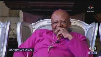 Desmond Tutu renuncia a su cargo en Oxfam