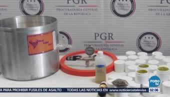 Detectan droga que enviarían por paquetería a Durango y EU