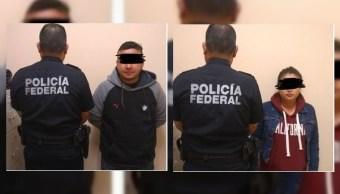 detienen a dos presuntos tratantes de personas en mexicali