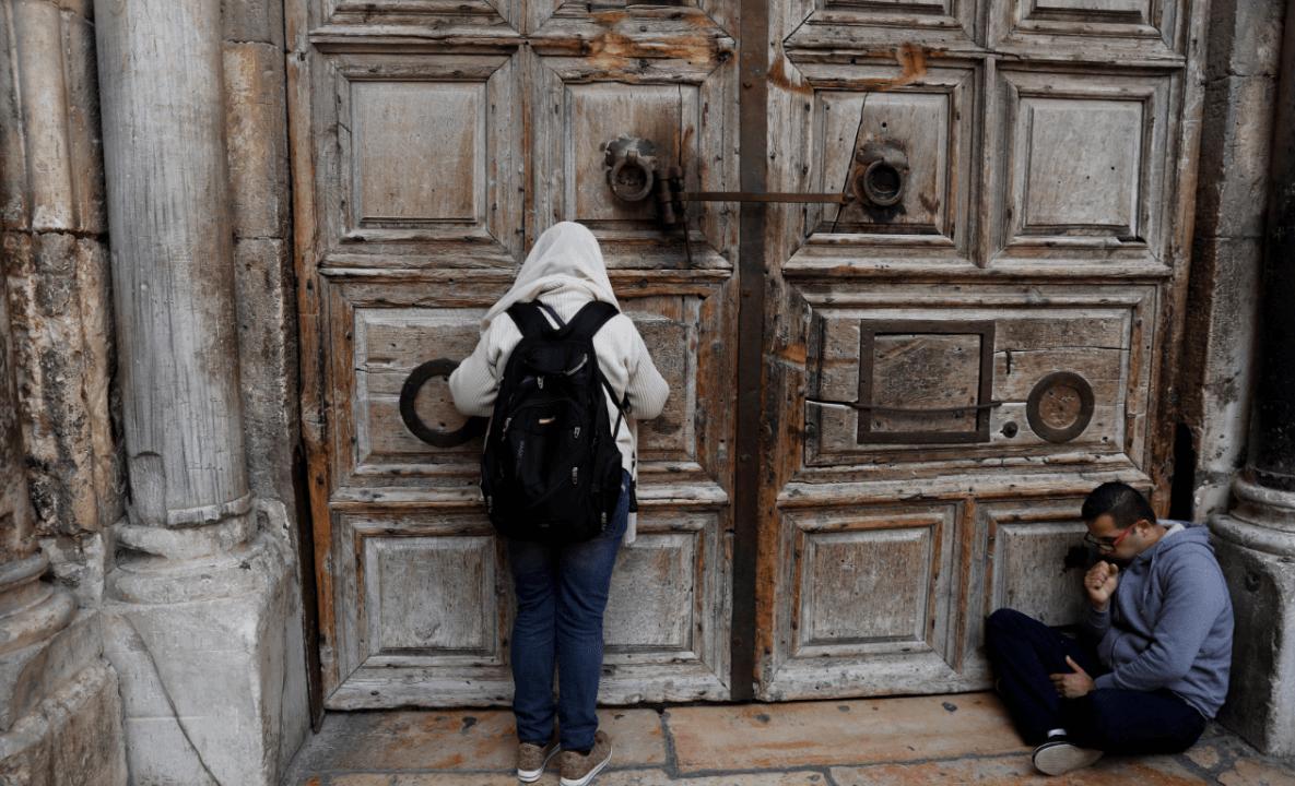 El Santo Sepulcro, cerrado por segundo día en Jerusalén